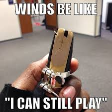 Band Kid Meme - winds be like it s a band kid thing pinterest marching