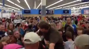 black friday fights in walmart black friday is approaching but you u0027re not going right
