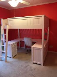 Loft Bed Set Pottery Barn Loft Bed Desk Set This Set Is Only 1 Year