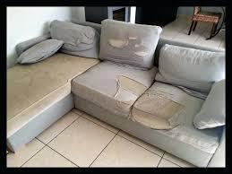 comment réparer un canapé en cuir déchiré canape reparer canape simili cuir related racparation canapac