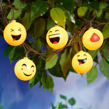 mainstays emoji string lights walmart com