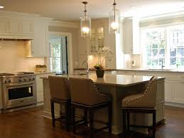 elegant open kitchen karen kettler hgtv transitional white kitchen