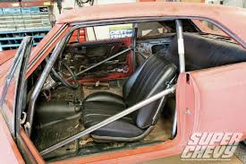 1969 camaro roll cage how to install a chassisworks rollcage gettin cagey chevy