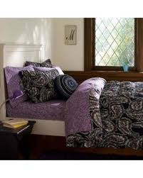 Pb Teen Duvet Amazing Fall Savings On Pb Teen Cameron Paisley Ruched Duvet Full