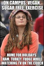 Sugar Brown Meme - college liberal meme imgflip