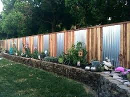 Small Garden Fence Ideas Small Fence Ideas Ideas For Small Garden Fencing Astonishing
