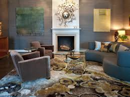 Gold Living Room Decor by Gray Master Bedrooms Ideas Hgtv