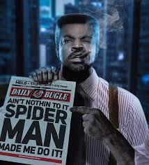 Ice Cube Meme - ice cube as j jonah jameson marvel cinematic universe know