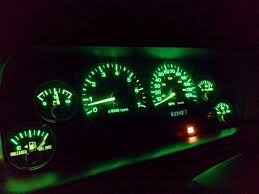 light green jeep cherokee jeep grand cherokee led interior light conversion youtube