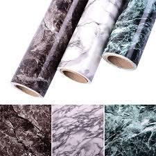 aliexpress com buy 0 6x5m marble pvc self adhesive wallpaper