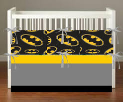 Batman Baby Crib Bedding Set Hey I Found This Really Awesome Etsy Listing At Https Www Etsy