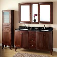 Linen Tower Cabinets Bathroom - bathroom tower cabinet bathroom vanities with linen towers shown