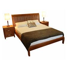 boston bed frame quality hand made solid wood furniture