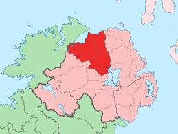 Map Of Central America Quiz by County Londonderry Wikipedia