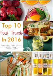 pinterest trends 2016 top 10 food trends in 2016 according to pinterest s 100 in 2016