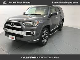 4runner Photos 2017 New Toyota 4runner Limited 4wd At Round Rock Toyota Serving