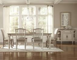 Dining Room Sets With Leaf by Rectangular Leg Dining Table With 18