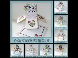 printable christmas pop up card templates printable christmas pop up boxes the printable craft shop youtube