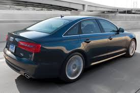 used 2013 audi a6 sedan pricing for sale edmunds