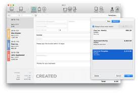 Logiciel Home Design Mac Bill By Moapp Software Manufactory The Best Invoicing App For