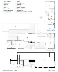 flooring guest house floor plans the deck guest house floor plans rural retreat in bantam connecticut