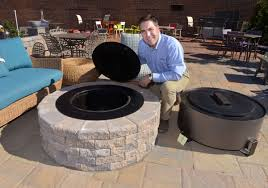 Fire Pit Inserts by Fire Pits Are A Backyard Feature Home Garden