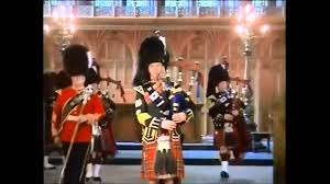 highland cathedral dunblane bagpipes and drums youtube