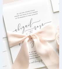 how to address wedding invitations without inner envelope proper etiquette for addressing wedding invitations without inner