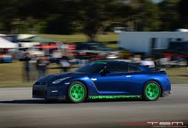 Nissan Gtr Top Speed - alpha omega 224mph gt r world record at florida wannagofast 1 2 mile