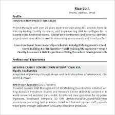 quality assurance manager resume sample useful materials for