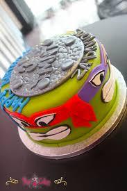 tmnt cake birthday cake tmnt mutant turtles 1 tier boy pixy