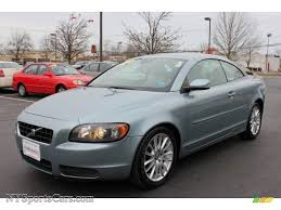 volvo convertible 2007 volvo c70 t5 convertible in celestial blue metallic 018016