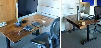 jarvis sit stand desk diy sit stand desk lovely diy jarvis modern home interior