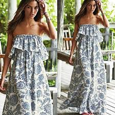 summer maxi dresses women s boho maxi dress evening party dresses