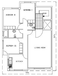 in apartment floor plans floor plan of the apartment of the study scientific diagram