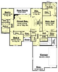 home plan com traditional style house plan 3 beds 2 50 baths 1800 sq ft plan