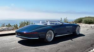 2019 maybach vision 6 cabriolet wallpaper pictures automotive