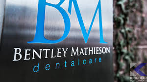 bentley university logo bentley mathieson hartlepool dental suites kingfield