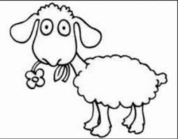 22 best sheep coloring pages images on pinterest coloring pages