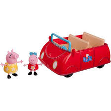 peppa pig peppa u0027s red car walmart and products