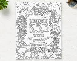 coloring bible verse mandala custom coloringpage