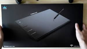 amazon black friday deals huion review huion wh1409 wireless graphics tablet youtube