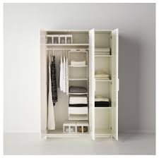 Free Standing Closet With Doors Furniture Free Standing Wardrobe Closet 16 Free Standing