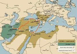 Present Day Ottoman Empire Modern Day Ottoman Empire 1 Map Ottoman Empire Modern Png