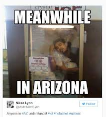 Brace Yourself Memes - brace yourselves the heat memes are coming arizonaheat on