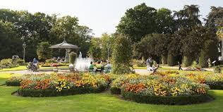 bureau d 騁ude rennes rennes and its parks and gardens rennes tourist office