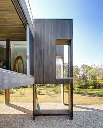 stunning floodplain home incorporates unique and functional pilings