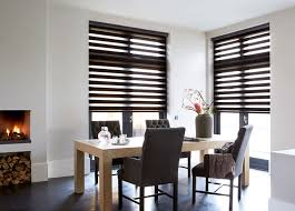dining room curtains dining room window treatments budget blinds