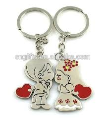 baby keychain hot sell zinc alloy metal key chain keychains key