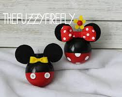 minnie mouse couples etsy